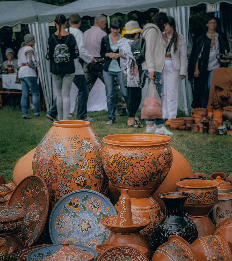 Регіональний  мистецький фестиваль «Феєрія гончарства»
