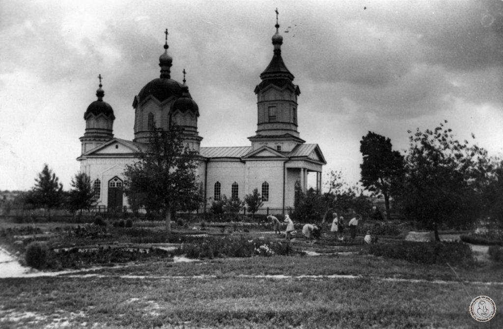 Фотографія в Національному архіві українського гончарства