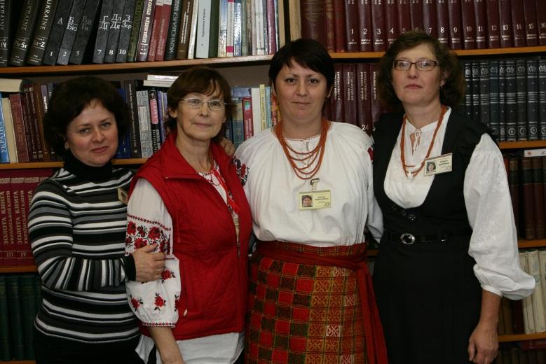 Гончарська Книгозбірня України