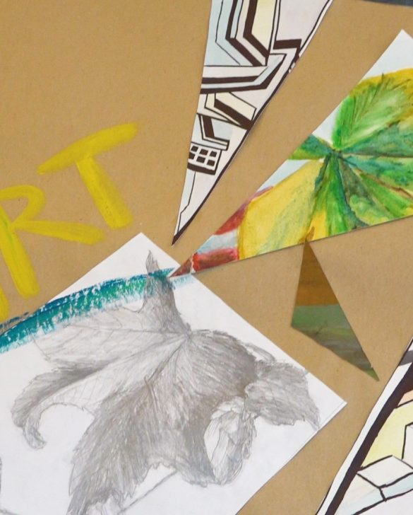 """Виставка випускників художньої школи-інтернату """"Колегіум мистецтв у Опішному"""""""